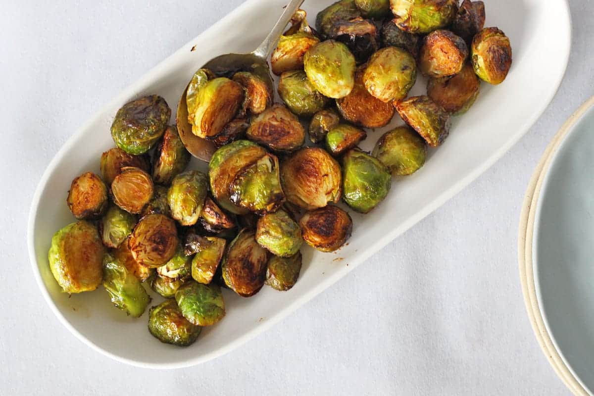 Wasabi-and-Tamari-Roasted-Brussels-Sprouts